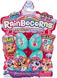 Zuru RainBocorns Itzy Glitzy Surprise 4 Pack Series 1 9208