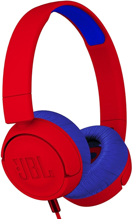 Наушники JBL JR300 Kids Red