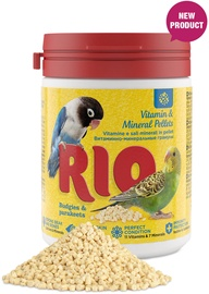 Mealberry Rio Vitamin & Mineral Pellets For Budgies & Parakeets 120g