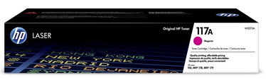 HP 117A Laser Toner Magenta W2073A