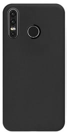 Mocco Ultra Slim Soft Matte Back Case For Huawei P30 Lite Black