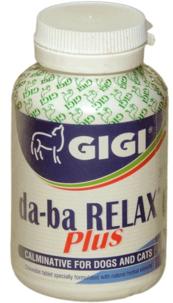 GiGi Da-ba Relax Plus 90 Tablets