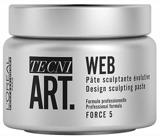 Matu vasks L`Oréal Professionnel Tecni Art Web Sculpting Paste, 150 ml