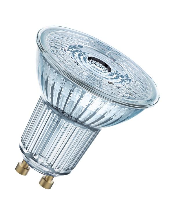 Spuldze Osram 4058075112544, led, GU10, 5.5 W, 350 lm, silti balta