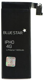 BlueStar Battery For Apple iPhone 4 Li-Polymer 1420mAh Analog
