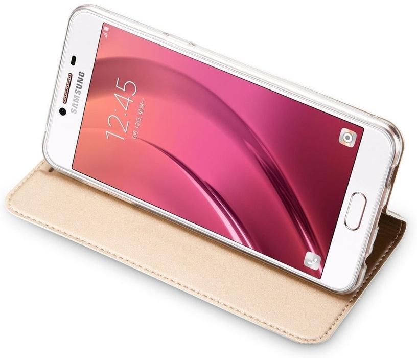 Dux Ducis Premium Magnet Case For Xiaomi Redmi S2 Gold