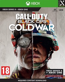 Xbox Series X spēle Activision Call of Duty: Black Ops Cold War