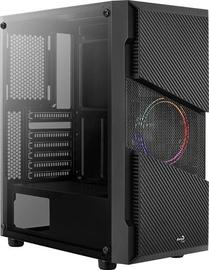 Aerocool Menace Saturn FRGB ATX Mid-Tower Black