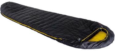 Guļammaiss High Peak Pak 1000 225 Black/Yellow, kreisais, 225 cm