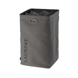 Aquanova Evora Laundry Bin 112l Grey