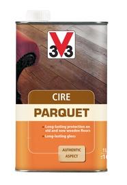 V33 Wood Floor Wax 1l Light Oak