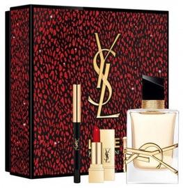 Smaržas Yves Saint Laurent Libre EDP 50 ml + Lūpu krāsa + Acu zīmulis