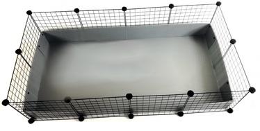 Клетка для грызунов C&C Modular Cage 4x2, 1450 мм x 370 мм x 750 мм