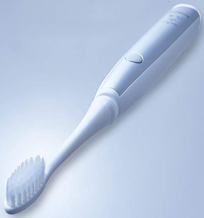 Elektriskā zobu birste Panasonic EW-DL75-S803, balta/sudraba