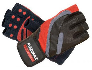 Mad Max EXtreme 2nd Edition Black Red Grey XXL