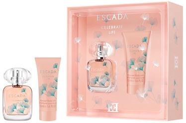 Escada Celebrate Life 30ml EDP + 50ml Body Lotion