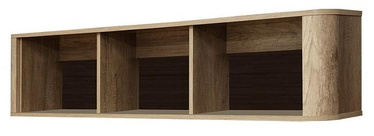Olmeko Fantazija 34.18 Hanging Shelf Canyon/Cagliari Oak