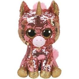 Meteor Mascot TY Beanie Boos Sequins Unicorn 24 cm