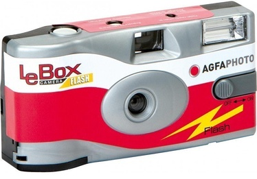 AgfaPhoto LeBox Disposable Camera With Flash