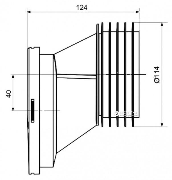 Ani Plast W0420 Elbow