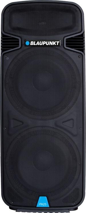 Bezvadu skaļrunis Blaupunkt PA25, melna, 1900 W