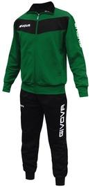 Givova Visa Black Green XL