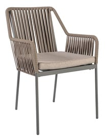 Home4you Andros Garden Chair Grey
