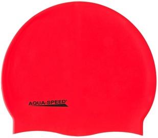Шапочка для плавания Aqua Speed Mega 31 Red