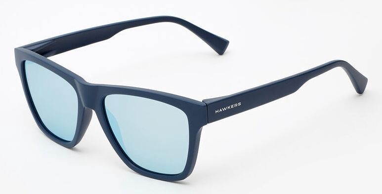 Saulesbrilles Hawkers One LS Navy Blue Blue Chrome, 54 mm