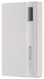 Ārējs akumulators Remax Linon PRO RPP-53 White, 10000 mAh