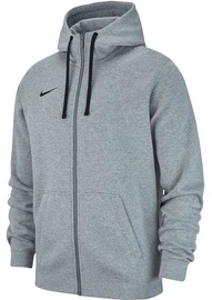 Nike Men's Sweatshirt Team Club 19 Full-Zip Fleece AJ1313 063 Gray L