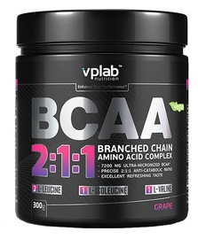 VPLab BCAA 2:1:1 Grape 300g