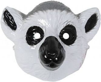 Маска Ring Tailed Lemur, серый, 220 мм