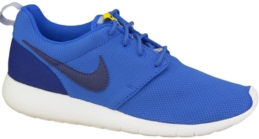 Nike Running Shoes Roshe One Gs 599728-417 Blue 38.5