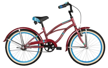 "Bērnu velosipēds Legrand Bowman Kid 20"" Brown Blue 19"