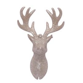 Ziemassvētku eglīšu rotaļlietu brieži, 14,5 cm