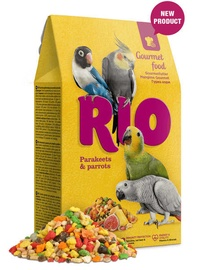 Mealberry Rio Gourmet Food For Parakeets & Parrots 250g