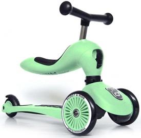 Детский самокат Scoot and Ride Highway Kick 1 Kiwi, зеленый