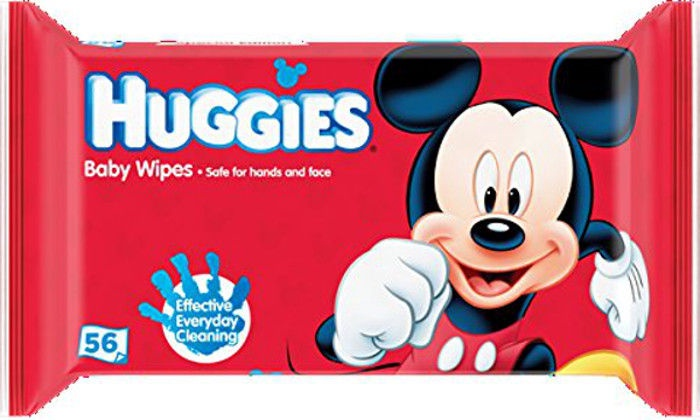 Huggies Disney 56pcs