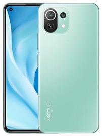 Mobilais telefons Xiaomi Mi Lite 11 5G, zaļa, 8GB/128GB