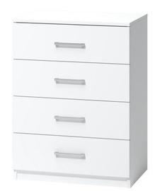 Комод WIPMEB Tatris 01 White, 60x40x80 см