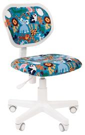 Bērnu krēsls Chairman 106 White Animals