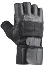 Spokey Guanto II Fitness Gloves Black M