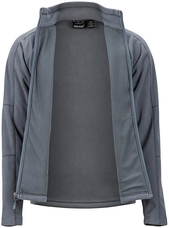 Marmot Mens Verglas Jacket Steel Onyx M