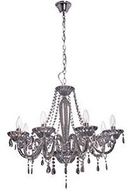 Verners Therese Ceiling Lamp 8x40W E14 Black