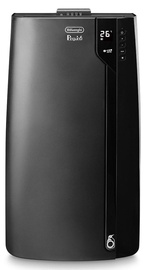 DeLonghi Air Conditioner Pinguino PAC EX120 Silent Black