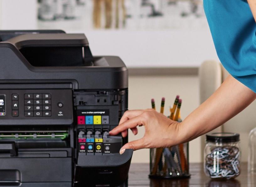 Daudzfunkciju printeris Brother MFC-J6930DW, tintes, krāsains
