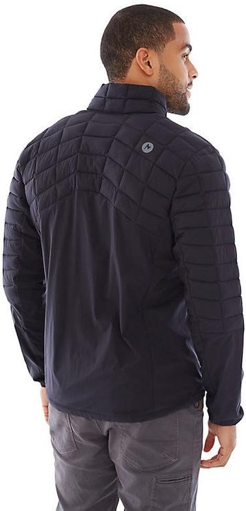 Marmot Mens Featherless Hybrid Jacket Black L