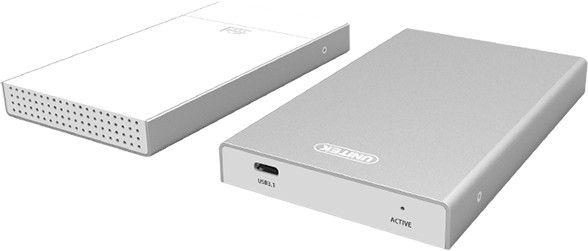 "Unitek USB 3.1 to SATAIII 2.5"" Hard Drive Enclosure Y-3363"