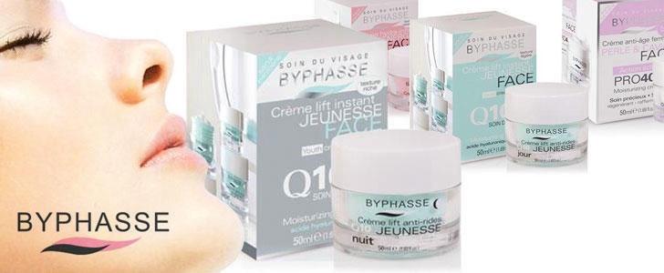 Sejas krēms Byphasse Q10 Instant Lift Night Cream, 50 ml